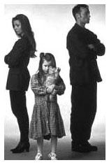 طلاق و مسائل تاثیر گذار بر روی فرزندان