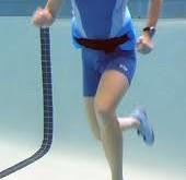 درون آب ورزش كنید
