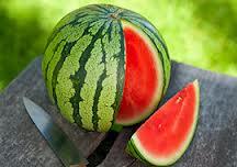 هندوانه را با دانه میل کنید