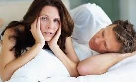 سرد مزاجی خانمها در روابط جنسی