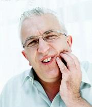 گاهی دنداندرد، علامت سکته قلبی است