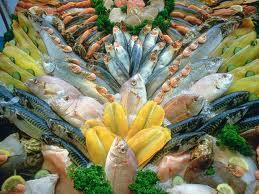 غذاهای دریایی منابع غنی از ید