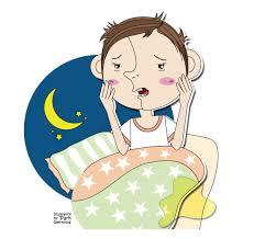 مقابله با شب بیداری کودکان
