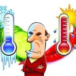 گرمی و سردی طبع انسان از لحاظ طب سنتی