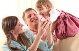 توجه پدران باعث شادی و سازگاری فرزندان می شود