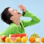 مبارزه با استرس به وسیله تغذیه
