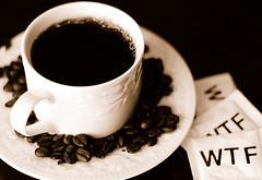 زنان باردار قهوه نخوريد.