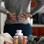 راههایی برای مقابله با کمر درد