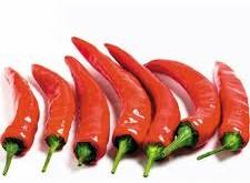 فلفل قرمز چربی شکمی را کاهش میدهد