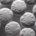 یافتههای جدید در مورد مصرف آسپرین روزانه