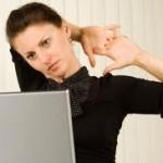 8 تمرین کششی در محل کار