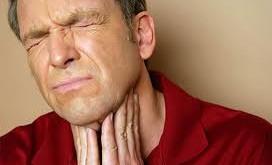 گلودرد در سرما شایع میشود