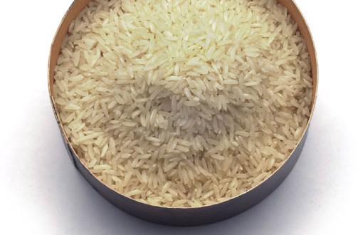 برنج سفید و قهوه ای