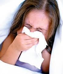 تغذیه در سرما خوردگی