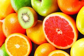 رنگ درمانی با میوهها و سبزیجات