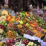 میوه وسبزیجات از مولا امام رضا  علیه السلام
