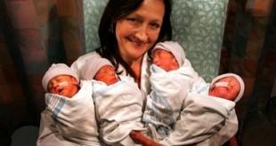 نوزاد و مادر