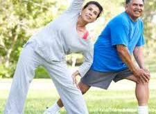 حرکت دادن مفاصل ، دردهای ناشی از التهاب مفصل ( آرتریت ) را کاهش میدهد