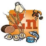 کاهش اثرات منفی دیابت با غذاهای حاوی روی