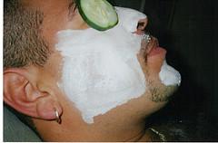 ماسک برای از بين بردن آثار جوش