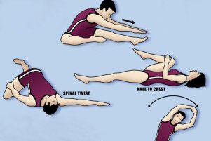 درمان و پیشگیری از کمر درد