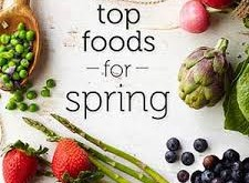 غذاهایی که نباید در بهار مصرف کرد