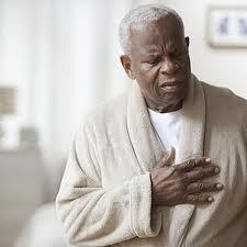 وقتی قلب در سینه به تنگ آید