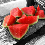 بر اساس تحقیقات : هندوانه قرمزش خوبه