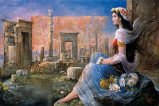 روش های جالب آرایش در عهد باستان