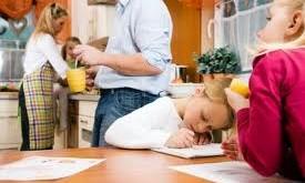 7 تكنيك برای رهايی از استرس صبحگاهی