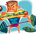 نمرین های ورزشی ساده