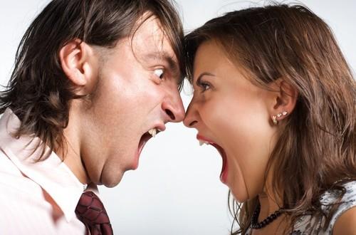 اختلافات در زندگي زناشويي