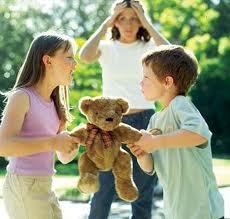 8 روش برای متوقف کردن دعوای بچهها