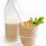 شیر سویا به کاهش گرگرفتکی زنان کمک میکند