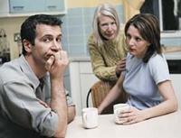 رابطه بهبود بيماري و مشاجرات خانوادگي