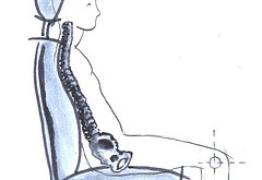 رفع درد گردن و شانه در کاربران کامپیوتر