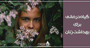 گیاه درمانی برای بهداشت زنان