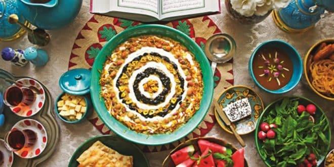 افطار و سحر چه بخوریم