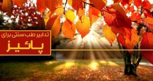 خوردنی های مفید و مضر در فصل پاییز