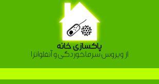 چگونه خانه را از ویروس سرماخوردگی پاکسازی کنیم ؟