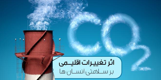 تغییرات اقلیمی کره زمین چه تاثیری بر سلامت انسان دارد؟ - پارسی طب