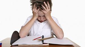 اختلال یادگیری نوشتن