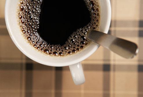 کافئین - قهوه
