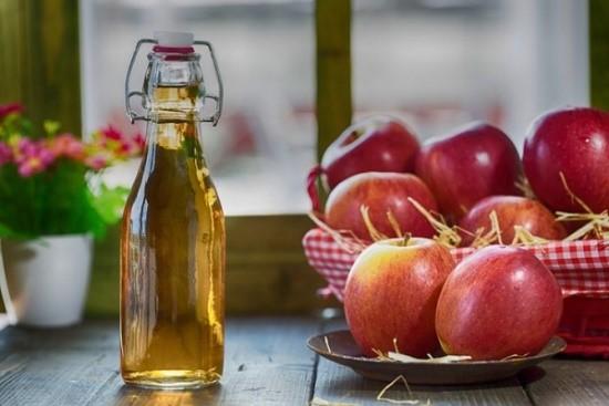 درمان سنگ کلیه ـ سرکه سیب