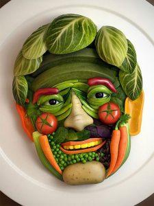 دواليالساقين -نظام غذائي صحی