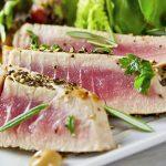 تخفيف التوتر-تناول الأطعمة المحتوية علی أوميغا 3