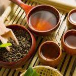 تخفيف التوتر مع شرب الشاي