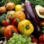 الفواکه والخضروات لمکافحة السرطان