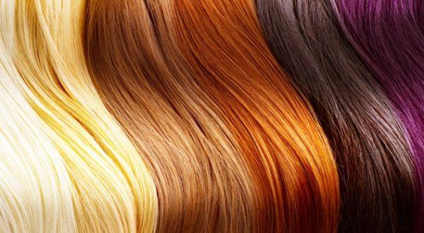 رنگ موی طبیعی با حنا قهوه دارچین و گیاهان دارویی