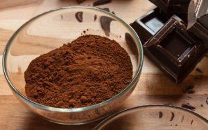 رنگ موی طبیعی با کاکائو